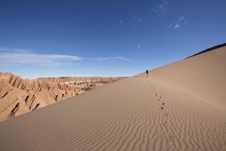 Atacama Desert Chile - Moonvalley