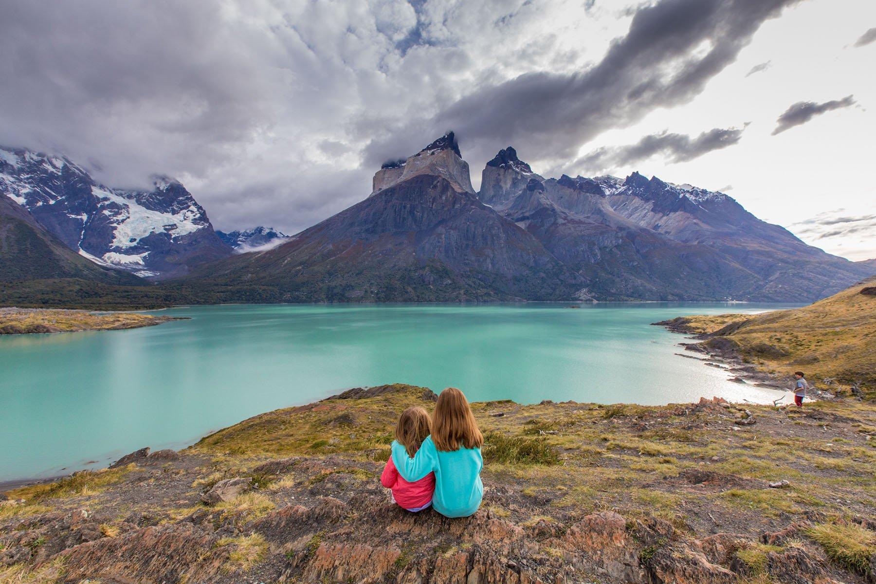 Torres del Paine - Vacaciones en Chile