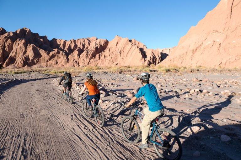 Biking Atacama