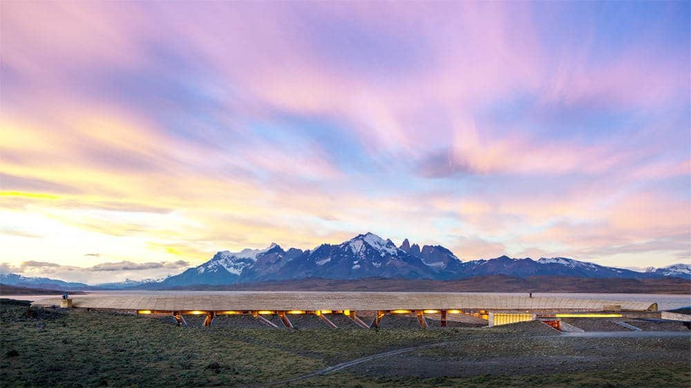 Tierra Patagonia Hotel & Spa is your home from home when traveling to Patagonia