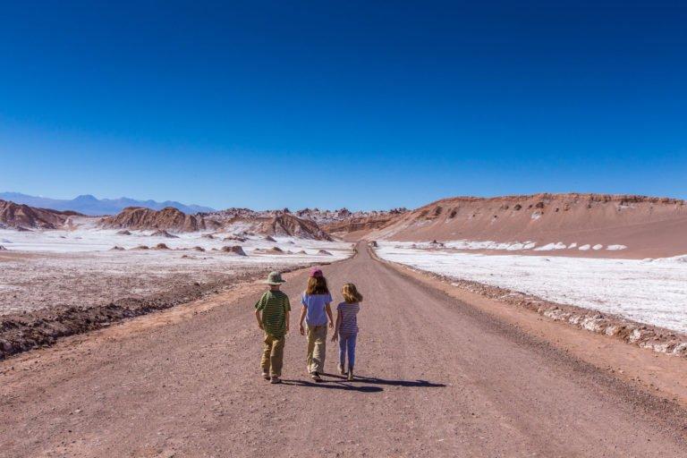 Tierra Atacama Kids Free Promo