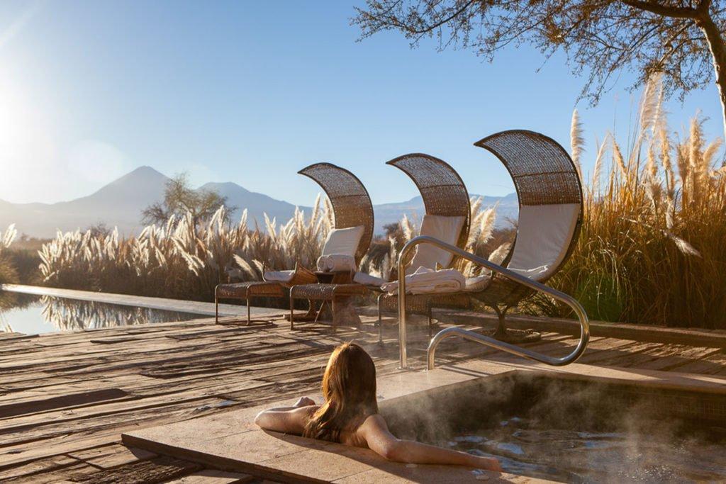 Hoteles con piscina temperada y spa