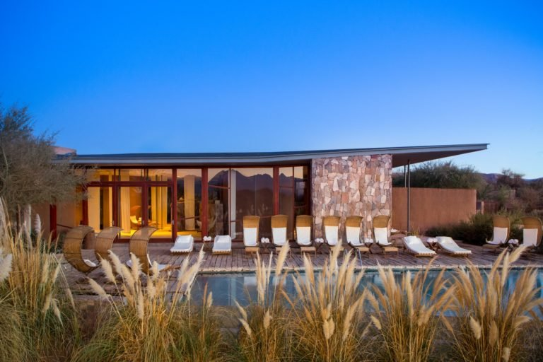 Tierra Atacama Pool and Spa side view1