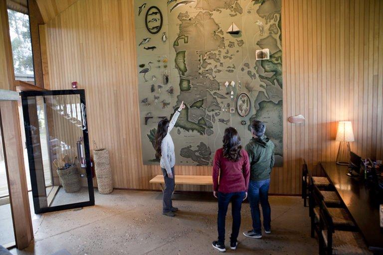 mapa tierra chiloe