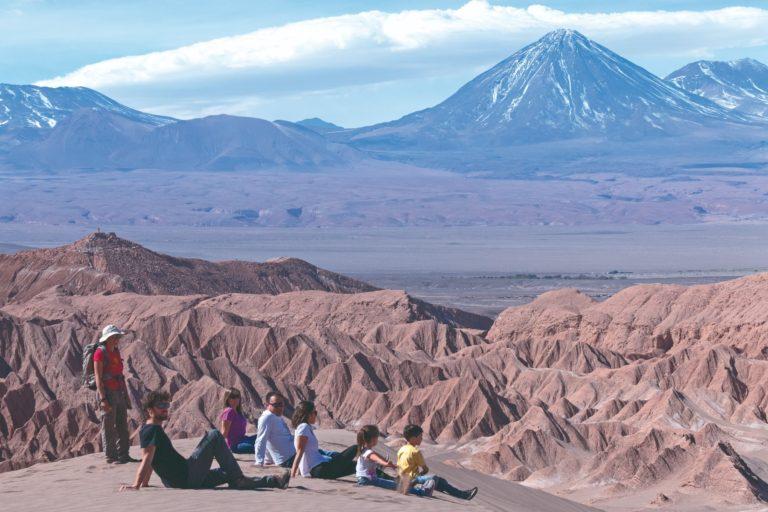 Chile borders are open